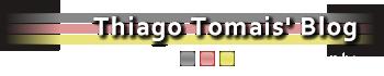 Tomais's Blog