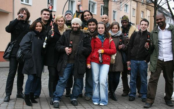 Cerveja em Köln, 21 de janeiro de 2010