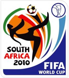 Logo da COPA 2010 - África do Sul (clique para ampliar)