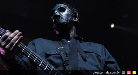 Paul Derick Gray, baixista do Slipknot