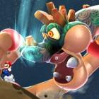 Super Mario Galaxy 2 - Enfrentando Inimigo