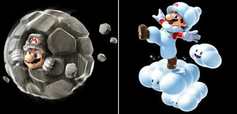 Super Mario Galaxy 2 - Novas Roupas