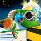 """Super Mario Galaxy 2 - Enfrentando """"chefão"""""""