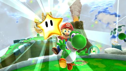 Super Mario Galaxy 2 - Estrela