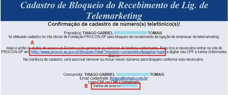 bloqueio de telemarketing - passo 5
